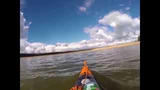 Malchiner See / Lake Malchin / Lago Malchin