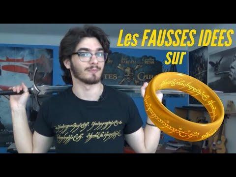 LES FAUSSES IDEES SUR LE SEIGNEUR DES ANNEAUX en streaming