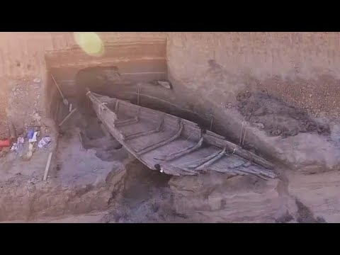 Archaeologists Discover Remarkably Intact Ancient Shipwreck