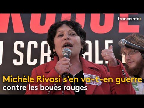Le combat de Michèle Rivasi contre les boues rouges - franceinfo: