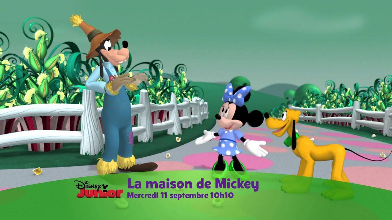 la maison de mickey minnie le magicien d izz mercredi 11 septembre 224 10h10 sur disney