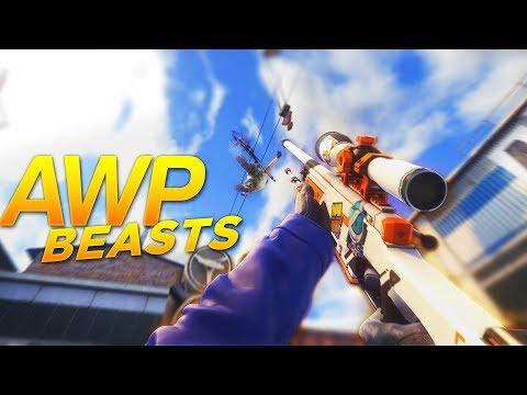 CS:GO - Awp Beasts! #45