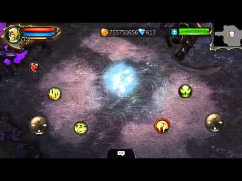 Dungeon Hunter 4 Sentinel Vs Boss