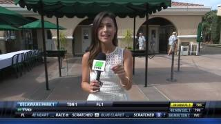 2017 Opening Day at Del Mar Highlights with Britney Eurton