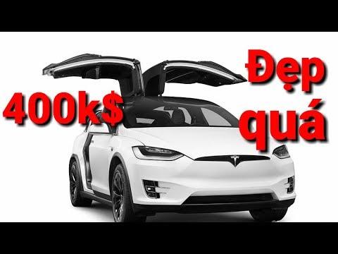 Khám phá chi tiết chiếc SUV Tesla Model X P100D giá $400k  về Việt Nam