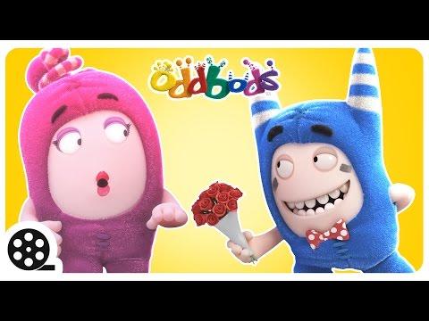 Oddbods | A Boy Girl Thing | Mini Cartoon Movie