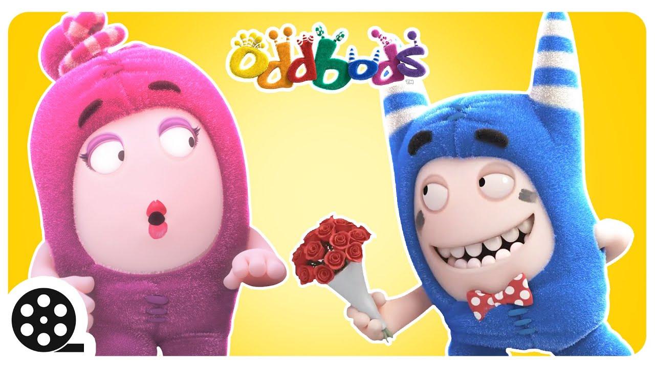 Oddbods A Boy Girl Thing Mini Cartoon Movie Youtube