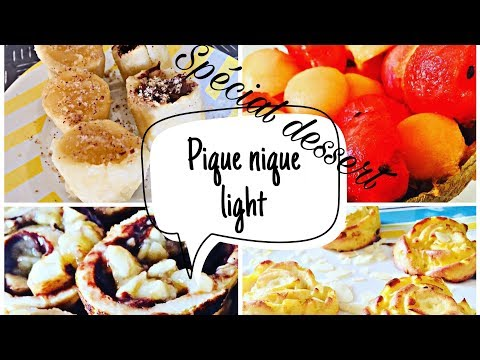 pique-nique-spécial-dessert-weight-watchers-recettes