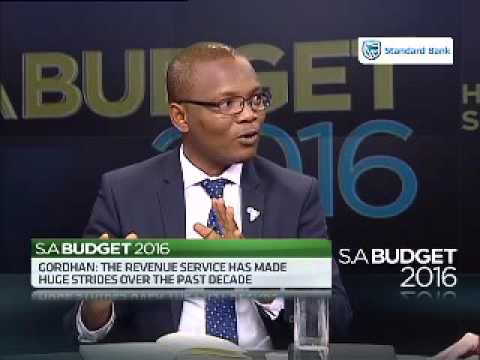 S.A Budget 2016: Post analysis