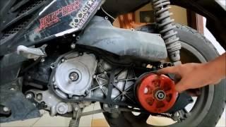 Video DIY : TUTORIAL BONGKAR CVT FOR X-RIDE N MATIC YAMAHA SERIES download MP3, 3GP, MP4, WEBM, AVI, FLV Mei 2018