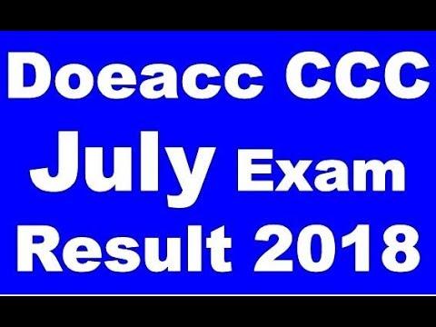student nielit ccc result 2019