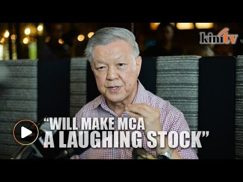 'Why MCA Should Leave BN'