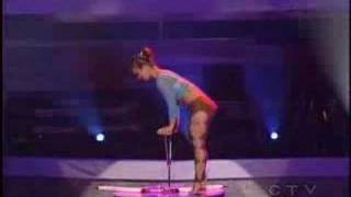 Lilia Stepanova Contortion Americas Got Talent 2-8-2006