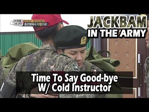 [Real men] 진짜 사나이 - Time To Say Good-bye And Move On To Next Level 20160612