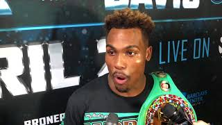 JERMALL CHARLO REACTS TO STUNNING KO OVER CENTENO & TALKS GENNADY GOLOVKIN & CANELO