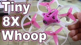 LDARC Tiny 8X 85mm Big Whoop Review 👍👍