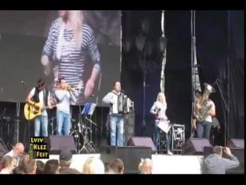 "LvivKlezFest-2016. Гала-концерт. Фрагмент виступу ""SHO?! - Одеського клезмер бенду"" (Україна)"