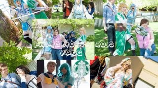 ANIME NORTH 2015 EXTREMELY LATE VLOG UPDATES