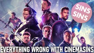 CinemaSinsSins: Avengers: Endgame
