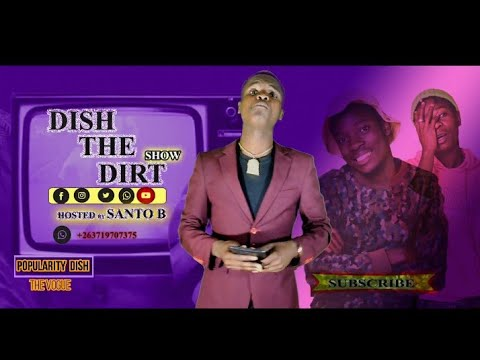 Download COMIC AWARDS JULY 2021  DISH THE DIRT SHOW BY SANTO B