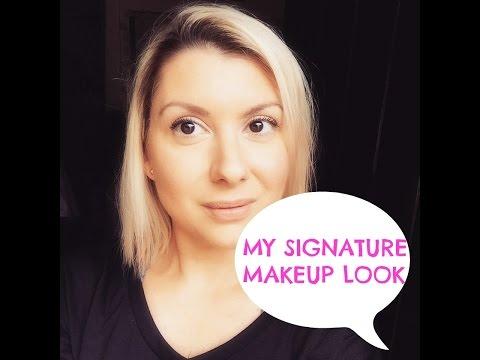 My Signature Makeup Look | GRWM
