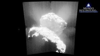 Los Misterios de la Sonda Rosetta y el Cometa 67P