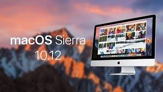 Установка macOS Sierra 10.12 на ПК / Installing macOS Sierra 10.12 on your PC