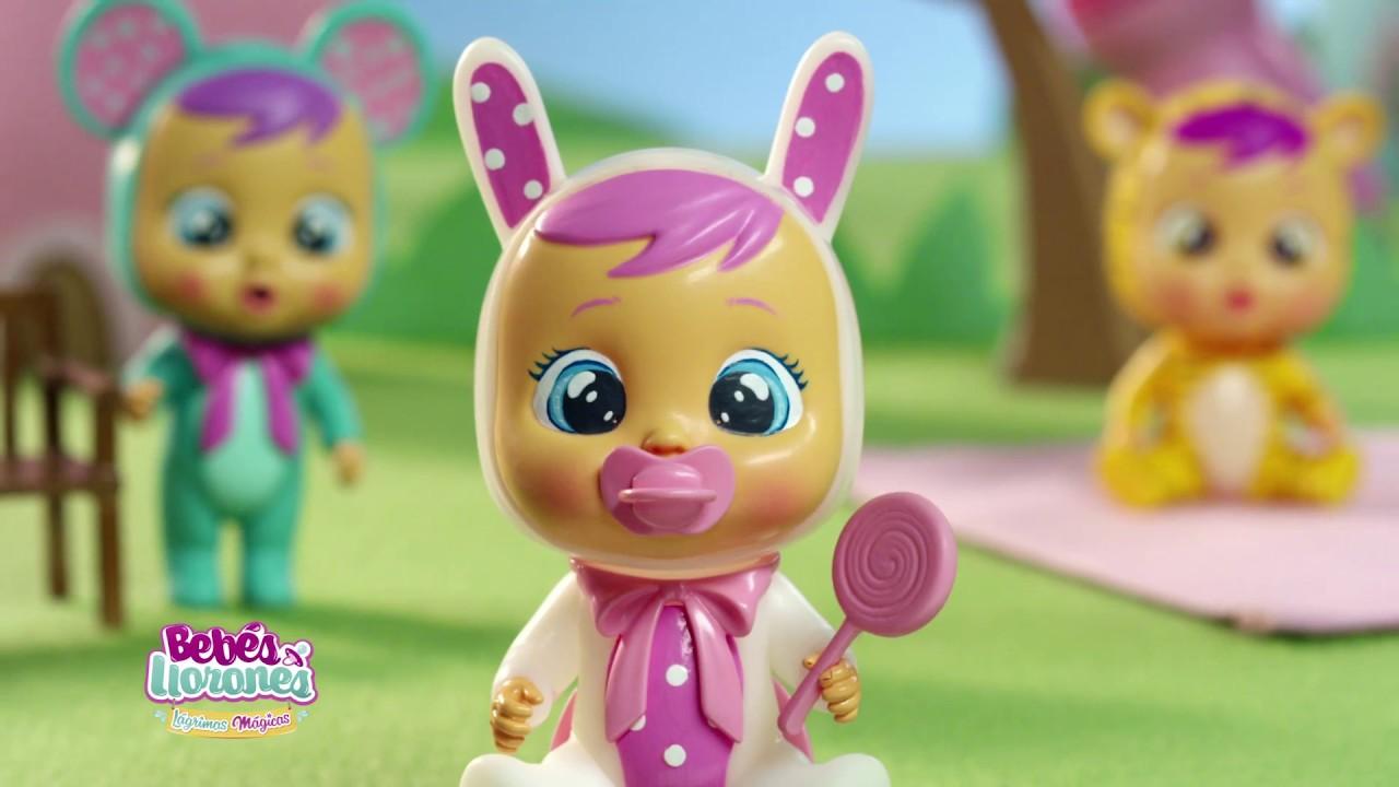 Bebés Mini Mágicas ToysAgustí Llorones Mestre Lágrimas De Imc FT3lK1Jc