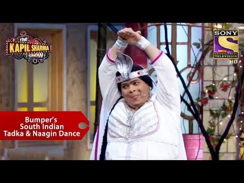 Bumper's South Indian Tadka & Naagin Dance - The Kapil Sharma Show