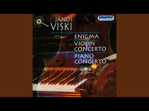 Concerto for Violin and Orchestra: I. Allegro energico