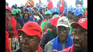 President Geingob says the expression of different opinions should not result in divisions-NBC