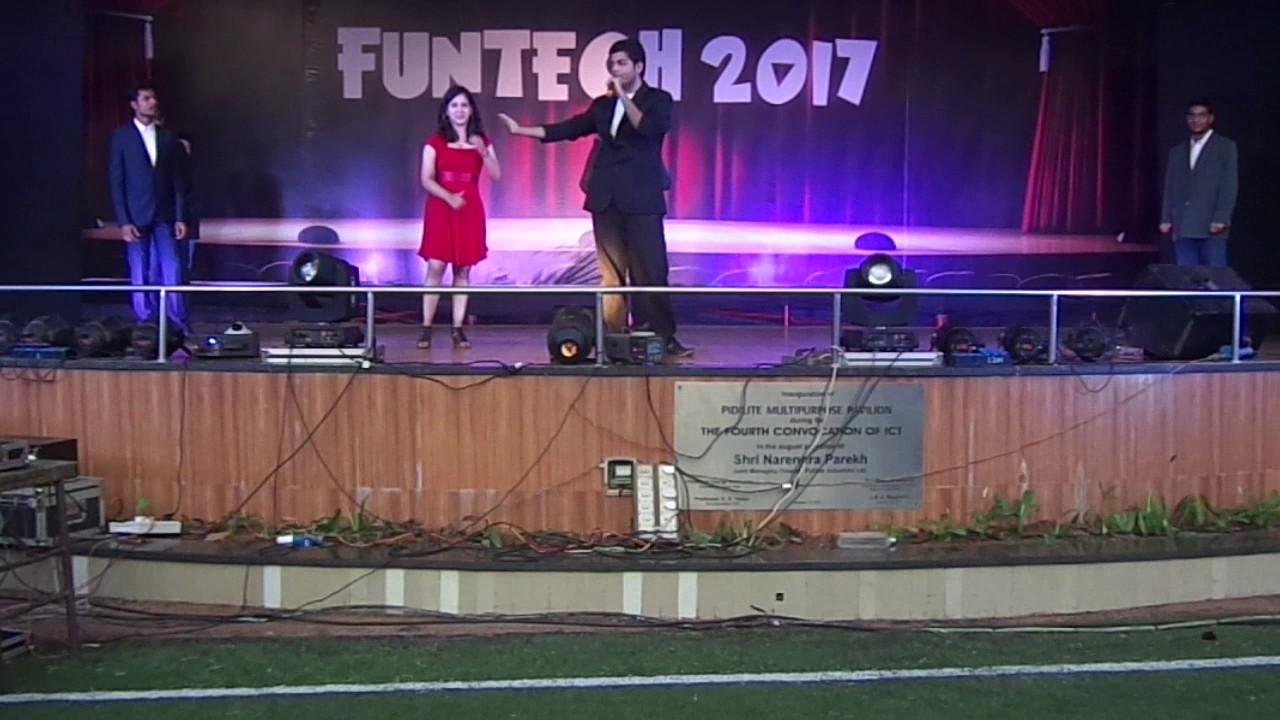 Funtech 2017 FS by TedX ICTMumbai 2016 core