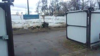 Распашные ворота из стеклоподъемников своими руками(, 2015-12-22T22:37:47.000Z)