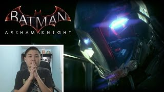 Batman Arkham Knight - Ace Chemicals Infiltration Trailer! [unCAGEDgamez Reaction]
