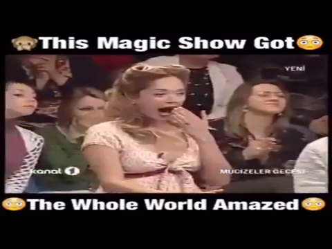 #1 THE BEST MAGIC SHOW SHOCKING... What is Simon Doing??