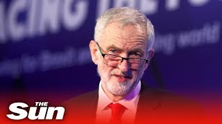 Jeremy Corbyn questioned after seven Labour MPs resign