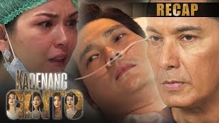 Robert learns about Romina's relationship with Leon | Kadenang Ginto Recap (With Eng Subs)