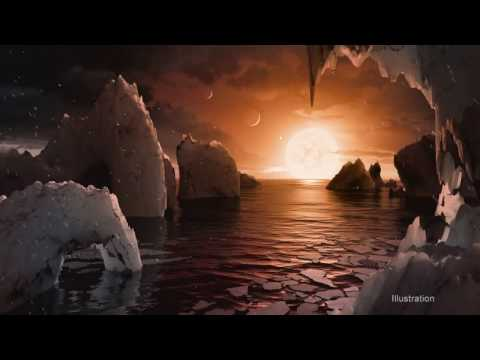 The Most Earth Size, Habitable Zone Planets around a Single Star on This Week @NASA – 02/24/2017