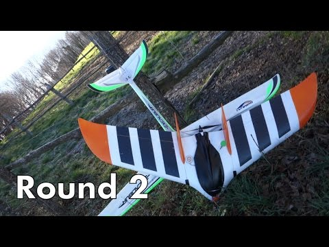 Flying wing auto-launch and Excalibur warmliner