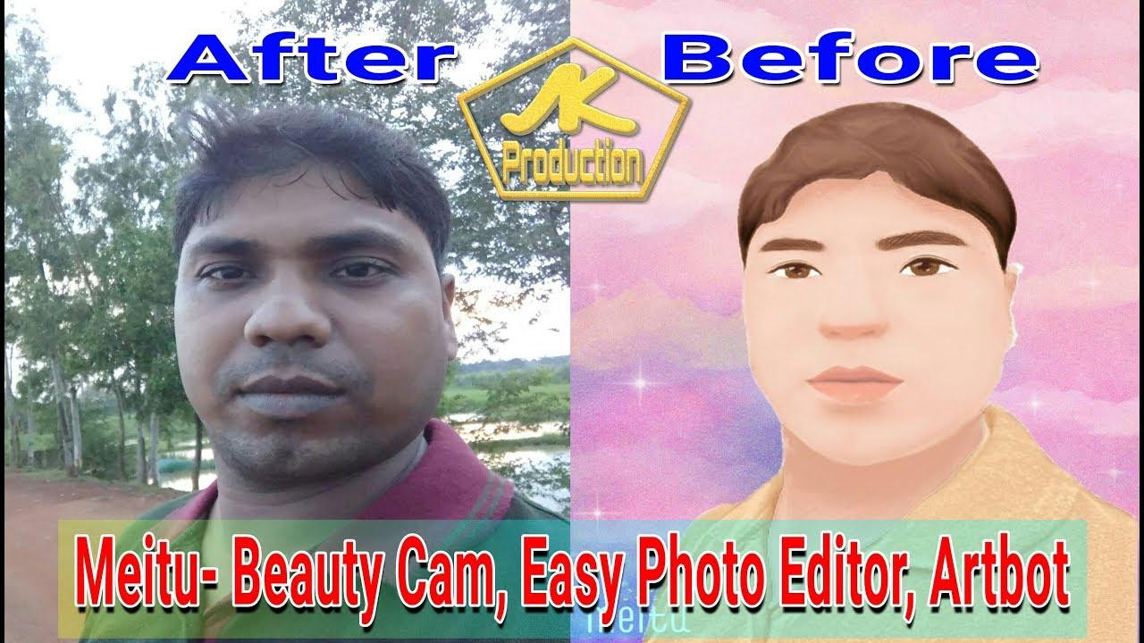 meitu beauty cam