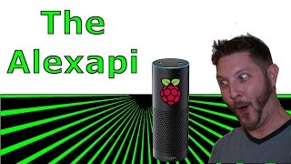 The AlexaPi - Setup and Demo