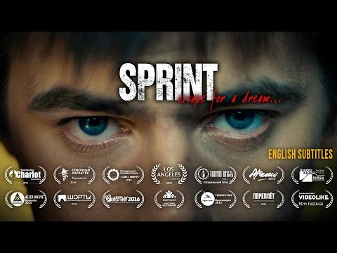 SPRINT. Short film (2016) The most motivating movie of the year!