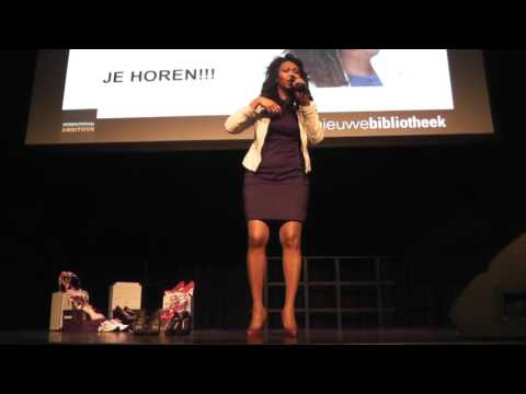 Speaker's Night - Monique Dekker *surprise act* (14-04-16)
