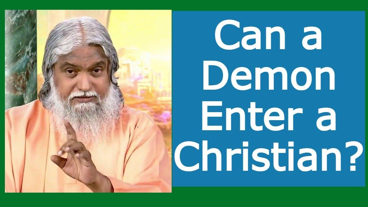 CAN A DEMON ENTER A CHRISTIAN?- Sadhu Sundar Selvaraj/ANGEL TV