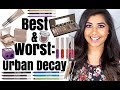 Best & Worst of URBAN DECAY!