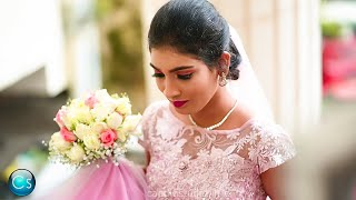 Ennakkaa Ithana Kiruba - Sudhanraj & Sherly   Tamil Christian Wedding Highlights by Candid Studio