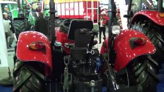 Başak Traktör Konya Tarım Fuarı