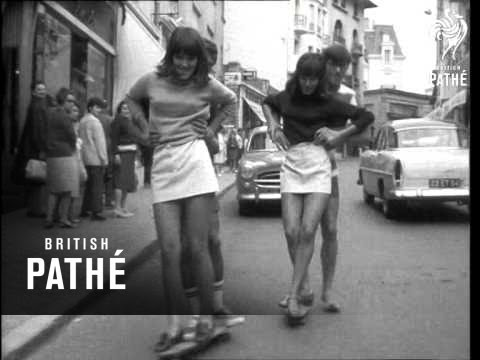 Holiday Scenes At Biarritz (1967)