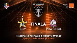 F NALA CUPE  R. MOLDOVA ORANGE Sheriff   Sfintul Gheorghe 22.05.19 2030