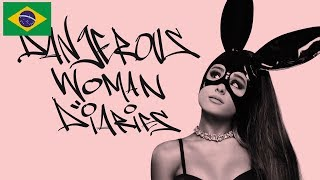 Ariana Grande Dangerous Woman Diaries (trailer) legendado